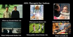 ABA Therapist for Autism- what I actually do