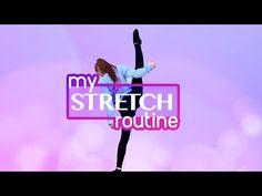 How To Get Flexible/My Stretch Routine! | Mackenzie Davis - YouTube
