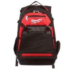 Milwaukee Jobsite Backpack 48 22 8200 Tool Bag Heavy Duty New 35 Pockets Laptop Belt Storage, Laptop Storage, Tool Storage, Easy Storage, Tool Bag Backpack, Laptop Backpack, Nylons, Milwaukee Tools, Backpacks For Sale