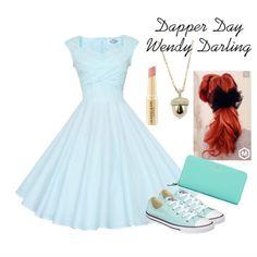Dapper Day Wendy Darling