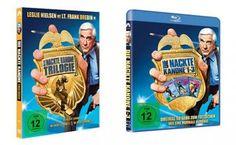 [Angebot] Die Nackte Kanone Trilogie [3 DVDs] für 679 und Blu-ray für 1460