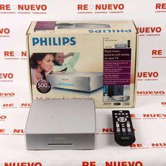 #Disco duro 500GB #PHILIPS E268302 de segunda mano | Tienda de Segunda Mano en Barcelona Re-Nuevo #segundamano