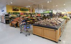 A woman shops in the grocery department at a Walmart store in San Jose, Calif. Agriculture Articles, Stop And Shop, Food System, Cooking Light, Grocery Store, Food Network Recipes, America, Hate, Walmart Stores
