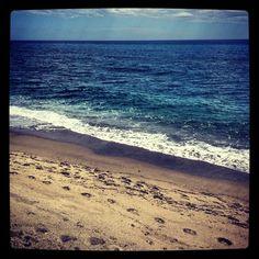 Passeggiate sulla spiaggia.