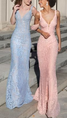 Mermaid Long Pink Lace Evening Dress lace long prom dresss pink dress lace tulle · Sweet Lady · Online Store Powered by Storenvy Prom Dresses Long Pink, Pretty Prom Dresses, Mermaid Evening Dresses, Homecoming Dresses, Beautiful Dresses, Bridesmaid Dresses, Prom Dress Stores, Dress Prom, Event Dresses