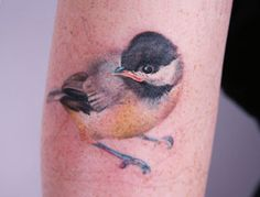 The Amazing Ondrash Watercolour Tattoos | iStreetStyle.com