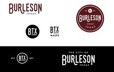 Comprehensive brand platform for the City of Burleson, TX by CivicBrand.
