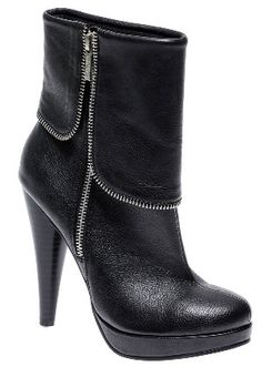 Michael Antonio  Merona Ankle Boots In Black  $70.00