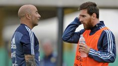 'World Cup a revolver to Messi's head' - Russian roulette game starts in Spain for Sampaoli's Argentina