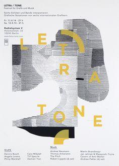 Letra Tone Festival - Damien Tran