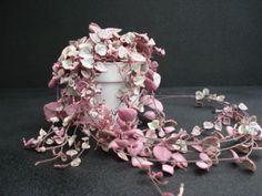 """Ceropegia woodii variegated, Succulent vine, """"Rosary Vine"""""""