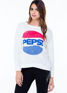 Team Pepsi Sweatshirt
