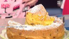 La ricetta della torta pinolata di Anna Moroni del 1 dicembre 2015 - La prova del cuoco