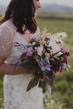 LWD Bride Megan | Steamboat Springs Wedding | Jenny Packham Leila wedding dress from Little White Dress in Denver, Colorado