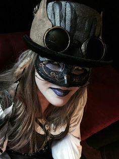 Lovin my Steampunk!