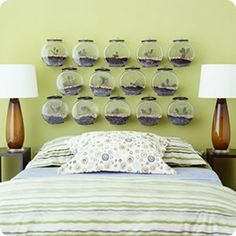 These DIY headboards contribute to a bedroom your child will love. With inspiration for twin beds, bunk beds, shared rooms, and daybeds, our kid's headboard ideas will make sure your loved ones sleep soundly and in style. Unique Headboards, Headboard Ideas, Shared Rooms, Boy Room, Kids Furniture, Decoration, Bed Pillows, Bedroom Ideas, Diy Bedroom