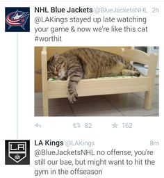 Twitter gold.  Solid gold.