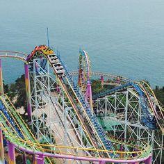 12 alternativas de parques de diversão além da Disney World - Ocean Park, em Hong Kong, na China