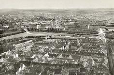 """Der Wiener Karlsplatz: Von der Aulandschaft zum """"Chaosplatz"""" [Seite 7] - Historisches Wien - derStandard.at › Panorama"""