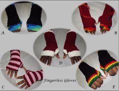 New Product, Fingerless Gloves, Crochet Hats, Black, Fingerless Mittens, Crocheted Hats, Fingerless Mitts, Black People, All Black