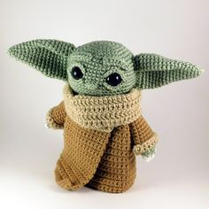 Baby yoda inspired amigurumi pattern crochet most recent cost free crochet for beginners doll suggestions crochet shapes have been performed for most years recently it really is becoming a movement all ove beginners costfree crochet doll suggestions Crochet Animals, Crochet Toys, Free Crochet, Crochet Baby, Crochet Dolls Free Patterns, Amigurumi Patterns, Baby Patterns, Snoopy Amigurumi, Amigurumi Doll