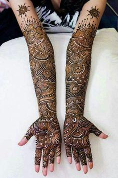 Hina..mehndi design