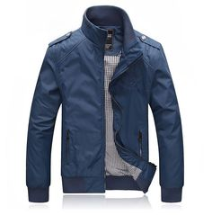 2015 New Fashion Men Jacket