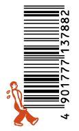 artbarcode Barcode Art, Barcode Tattoo, Barcode Design, I Tattoo, Logo Design, Graphic Design, Service Assiette, Twisted Humor, Art Plastique
