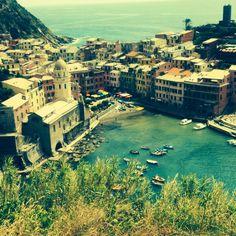 Cinque Terre  Vernazza to Monterosso hiking