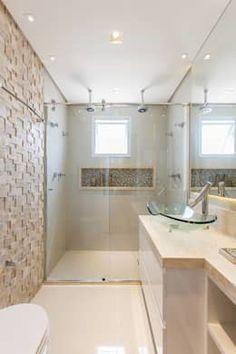 MAISON VITORIA: Banheiros rústicos por Barbara Dundes | ARQ + DESIGN