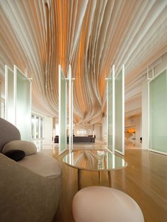 Hilton Pattaya, Thailand designed by Department of Architecture