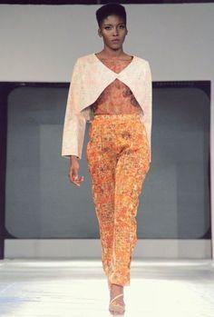 Lagos Fashion & Design Week, 2013