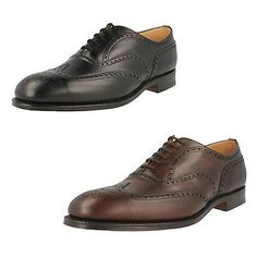 Mens #church's #leather lace up #shoes - chetwynd,  View more on the LINK: http://www.zeppy.io/product/gb/2/271733573194/