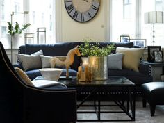 140307115555_93772821 Country Living Uk, Throw Pillows, Interior Design, Living Room, Bed, Image, Home, Nest Design, Toss Pillows