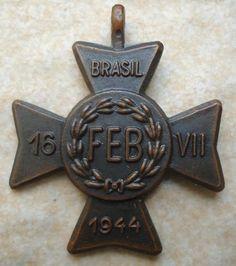 Medalha de Campanha da FEB | Militaria e História