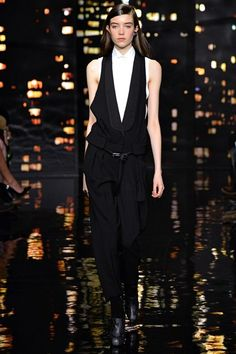Donna Karan - Autumn/Winter 2015-16 Ready-To-Wear - NYFW (Vogue.co.uk)