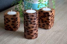 You can NEVER have too many candleholders!