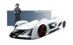 """내 @Behance 프로젝트 살펴보기: """"Peugeot LMP E Lapis Concept"""" https://www.behance.net/gallery/47640999/Peugeot-LMP-E-Lapis-Concept"""