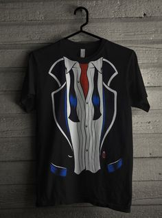 9bffa8a9f Men's Tuxedo Shirt Handmade Printed After Hours Tux T-Shirt #8003 from $10.99  at