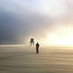 Beautiful light at the beach of Vlieland