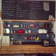 キッチンインテリアやキッチンカウンターをオシャレにコーディネートしてみたいんだけど、と思われている方いらっしゃると思います。ほかのお宅ではどんなインテリアにしているんだろうって、気になりますよね?みんなのキッチン&キッチンカウンターインテリアを集めました♫