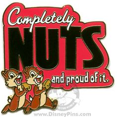 Chip and Dale-Completely Nuts