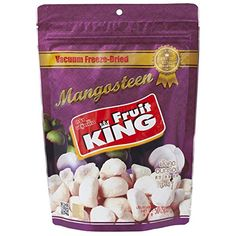 Fruitking Vacuum Freeze Dried Mangosteen 50g. * To view further, visit now : Fresh Groceries