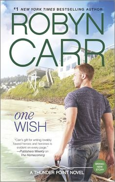 One Wish (Thunder Point, #7) 2015 book challenge #14 book with a number in the title