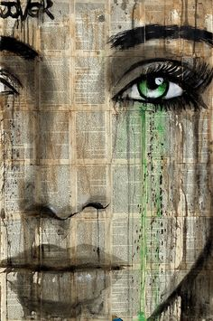 """""""genesis"""" by Loui Jover"""