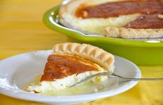 Delicious Lemon Sponge Pie!
