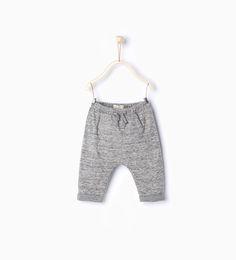ZARA - ENFANTS - Pantalon kangourou 9,95
