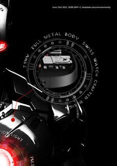 Novedad: El UMi Iron estará fabricado con la misma precisión que un reloj suizo