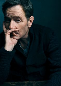 Bryan Cranston photographed by Austin Hargrave for The Hollywood Reporter.