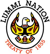 The Lummi, also known as Lhaqtemish, governed by the Lummi Nation, are a Native American tribe of the Coast Salish ethnolinguistic group in western Washington state in the United States. The Tribe primarily resides on and around the Lummi Indian Reservation